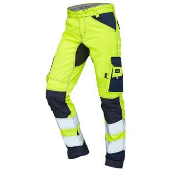 VELTUFF® 'CAMDEN' Hi-Vis Two-Tone Trousers TR5156
