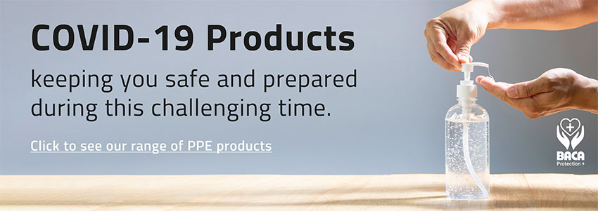 <p>Click to see our range of PPE products </p>